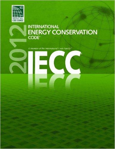 2012 IECC soft cover