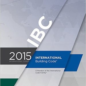 2015 IBC soft cover