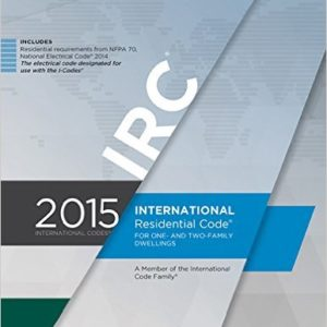 2015 IRC soft cover