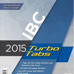 2015 IBC tabs