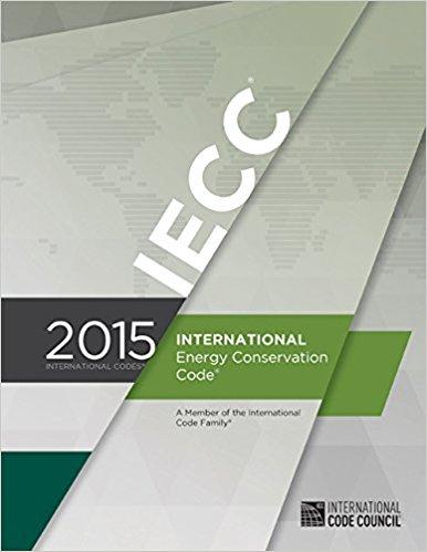 2015 IECC soft cover